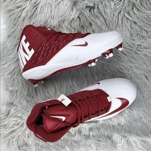 Nike Zoom Code Elite 3/4 D Football Cleats Size 13